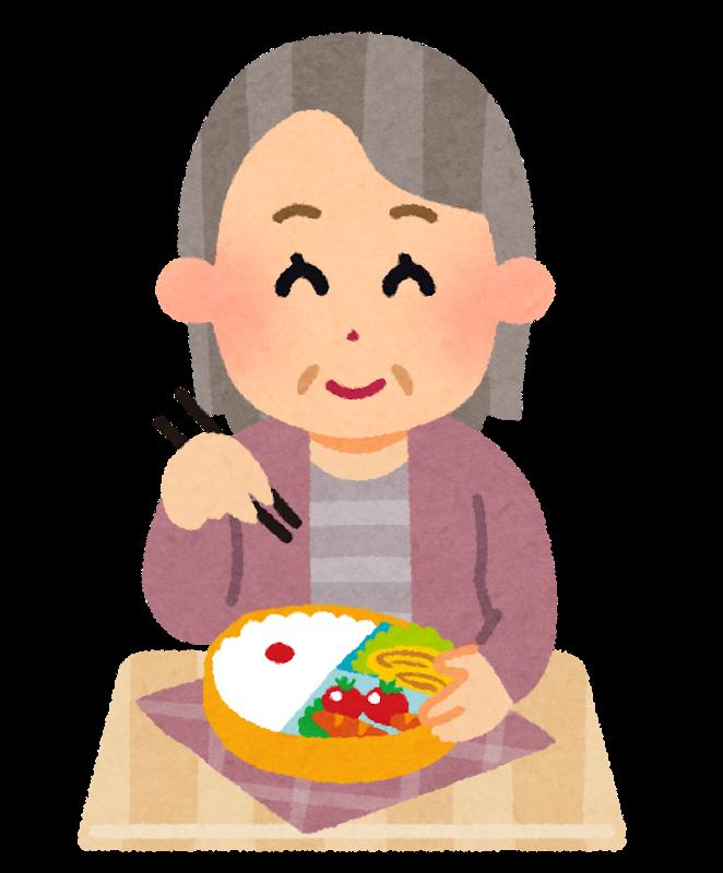 食の自立支援